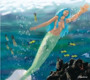 sirena by Gauziana